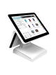 POS All In One Nexy HB15PLi5-2HD.W, Premium, Touch 15 inch + LED 12 inch