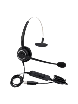 Casca Call Center Nexy NX5000UM, USB, Monoaural